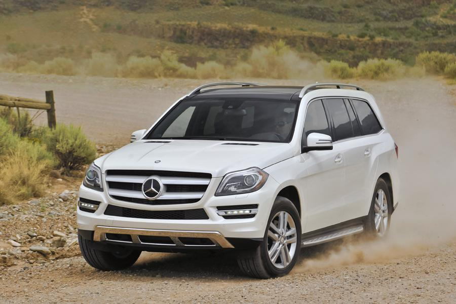 2014 Mercedes Benz Gl Class Reviews Specs And Prices