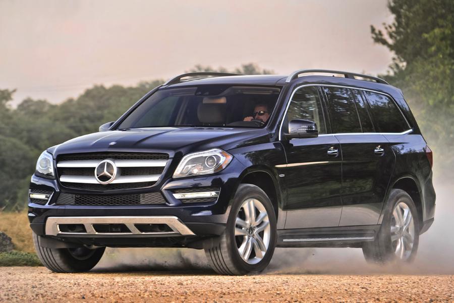 2014 mercedes benz gl class reviews specs and prices for Mercedes benz gl class 2014