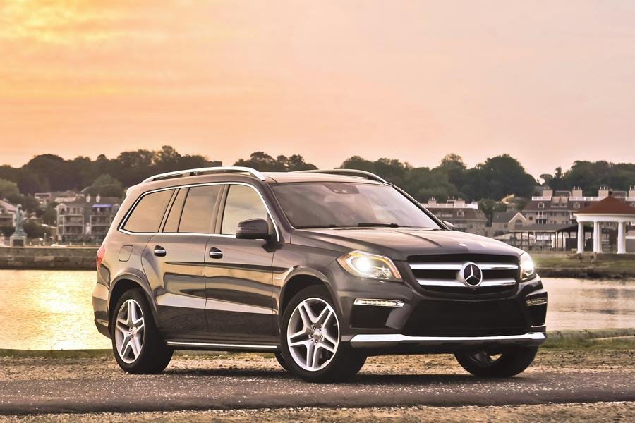 2014 mercedes benz gl class reviews specs and prices. Black Bedroom Furniture Sets. Home Design Ideas