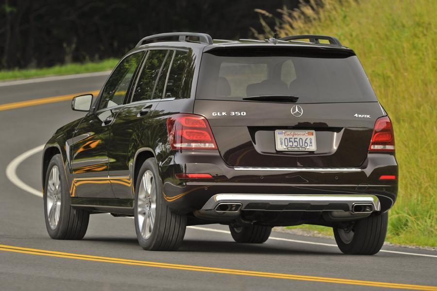 Mercedes Benz  Glk Specs