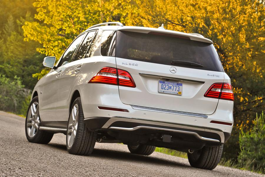 2014 mercedes benz m class reviews specs and prices for Mercedes benz ml350 price