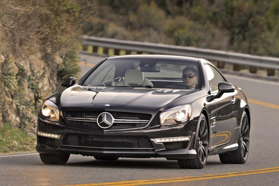 2014 mercedes benz sl class reviews specs and prices for Mercedes benz sl class price