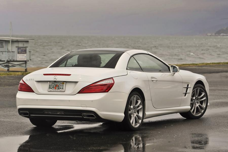 2014 mercedes benz sl class reviews specs and prices for Mercedes benz sl550 price