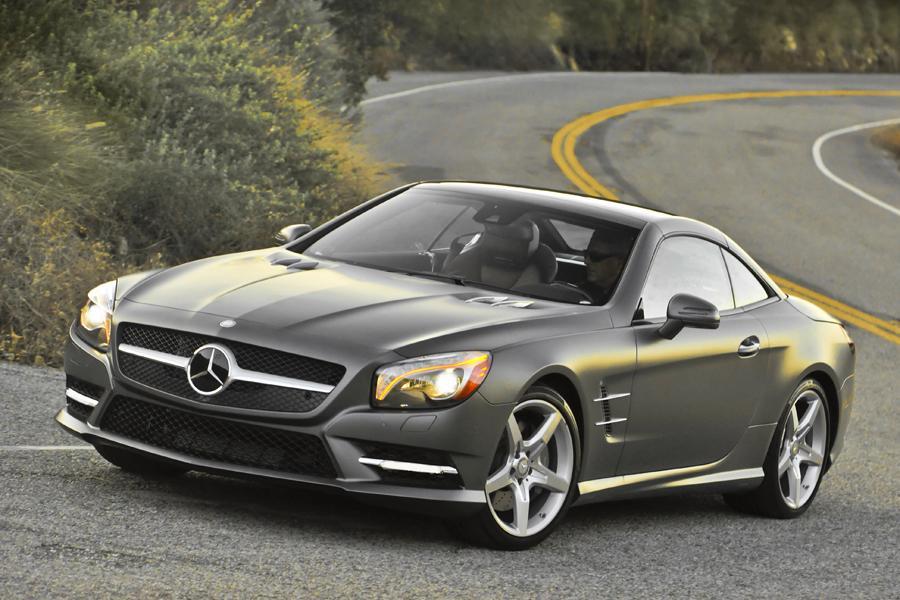 2014 mercedes benz sl class reviews specs and prices for Mercedes benz sl class