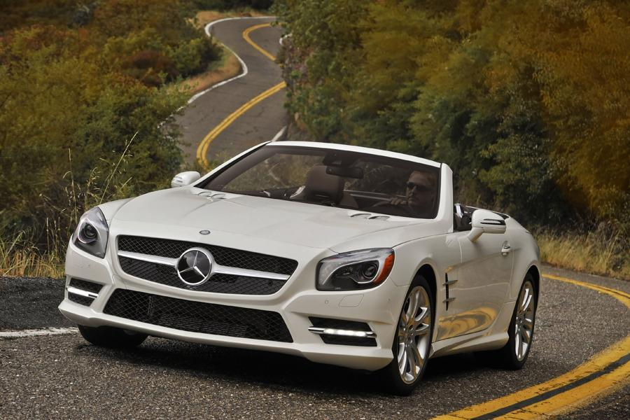 2014 mercedes benz sl class reviews specs and prices for Mercedes benz sl price