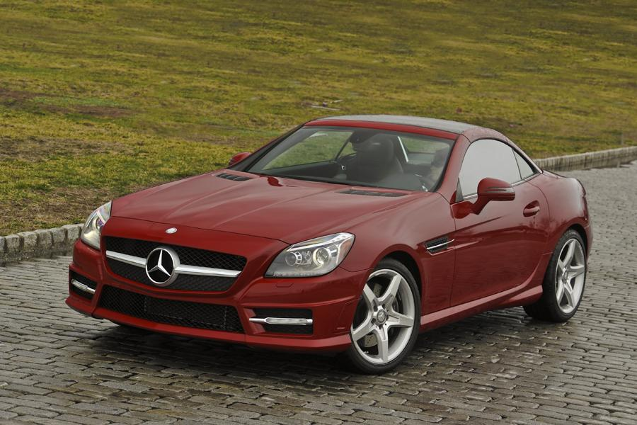 2014 mercedes benz slk class reviews specs and prices for Best time of year to buy a mercedes benz