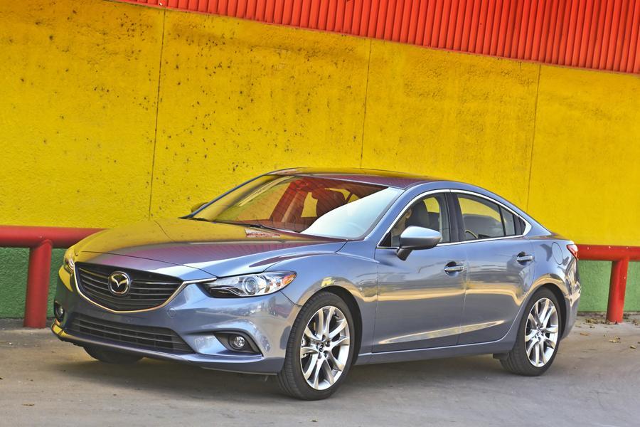 Recall Alert: 2014 Mazda3, 2014-15 Mazda6