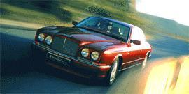 2002 Bentley Continental