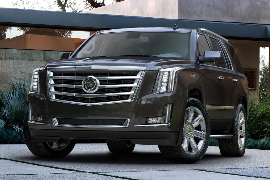 2015 Cadillac Escalade Specs Pictures Trims Colors  Carscom