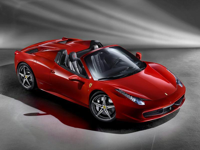 2013 Ferrari 458 Italia Spider Car Picture - Car HD Wallpaper