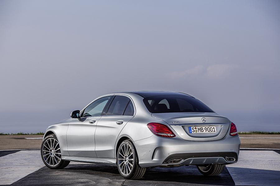 2015 mercedes benz c class reviews specs and prices for Mercedes benz 2015 c class price