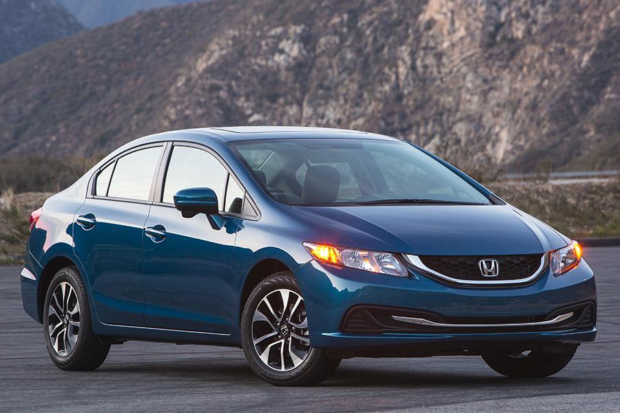 2014 honda civic reviews specs and prices for Honda civic ex 2014