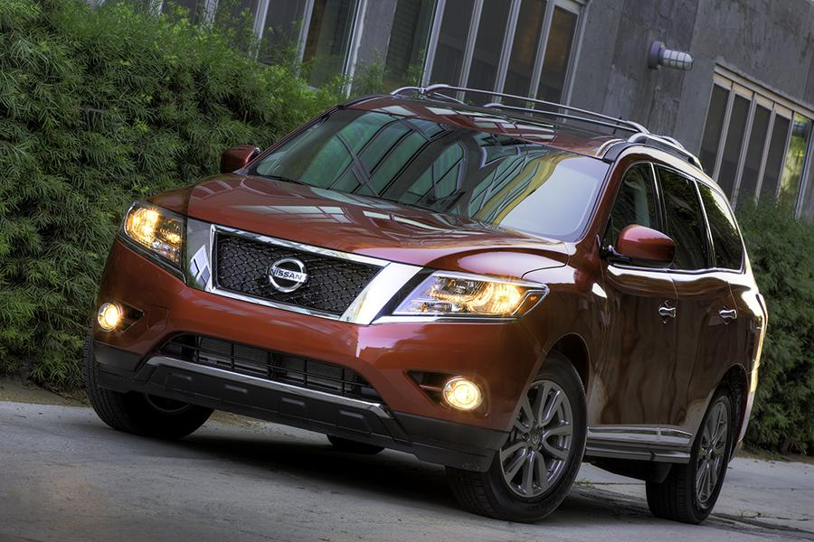 2014 nissan pathfinder reviews specs and prices carscom