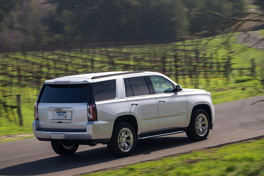 2015 gmc yukon reviews specs and prices. Black Bedroom Furniture Sets. Home Design Ideas