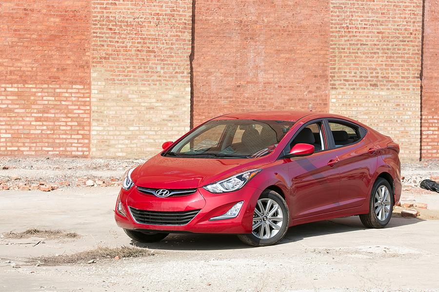 2014 Hyundai Elantra Reviews Specs And Prices Cars Com