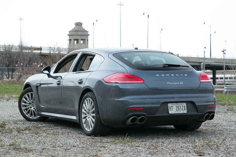 23 photos of 2014 porsche panamera - Porsche Panamera 2014