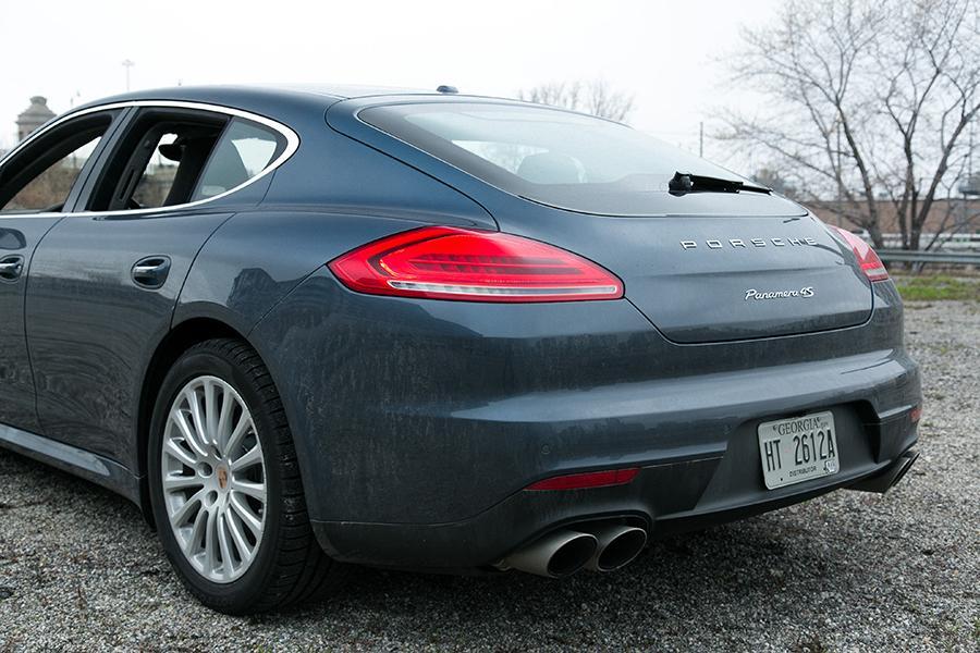 2014 Porsche Panamera Reviews Specs And Prices Cars Com