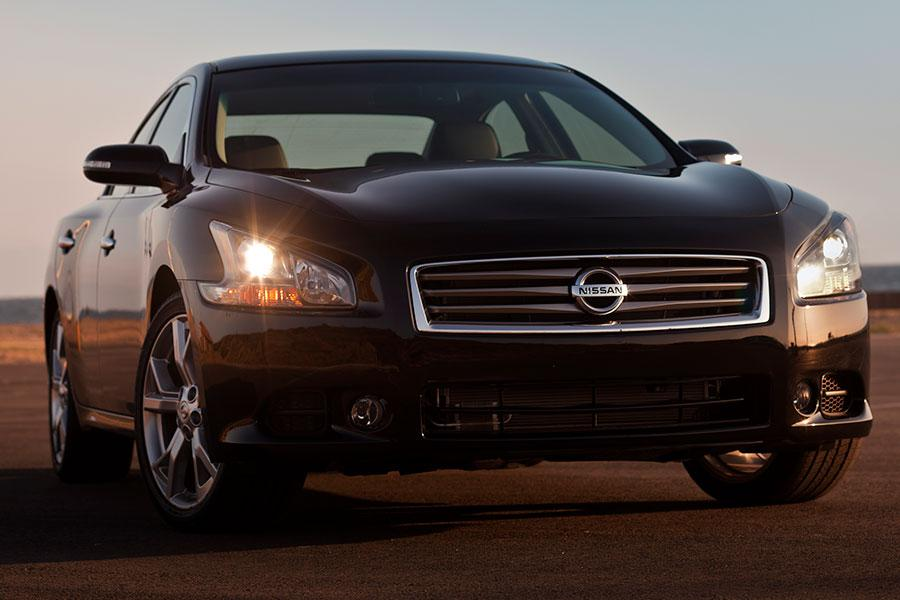 2014 Nissan Maxima Reviews Specs And Prices Cars Com