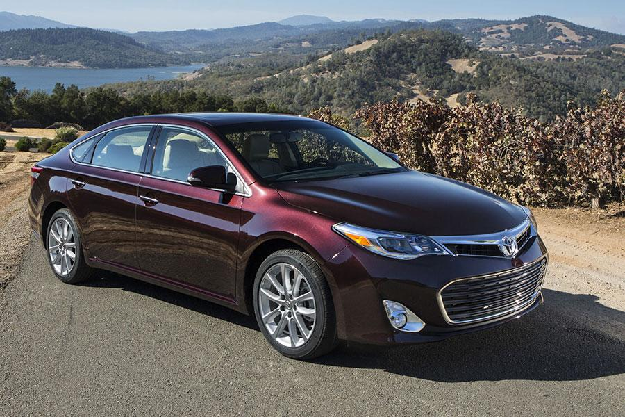 2014 Toyota Avalon Specs Pictures Trims Colors Cars Com