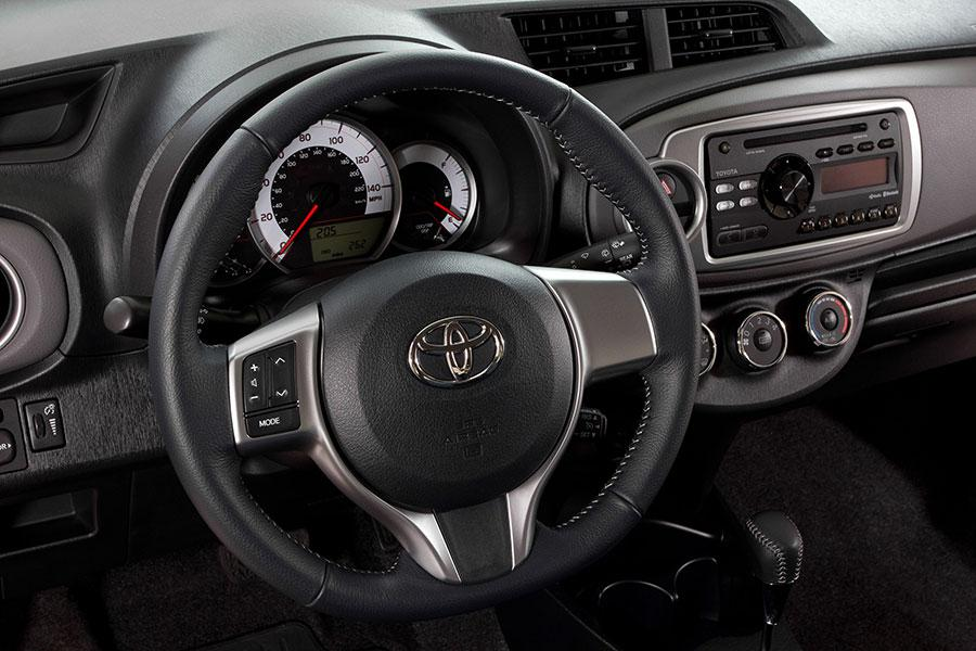 2014 Toyota Yaris Reviews Specs And Prices Cars Com