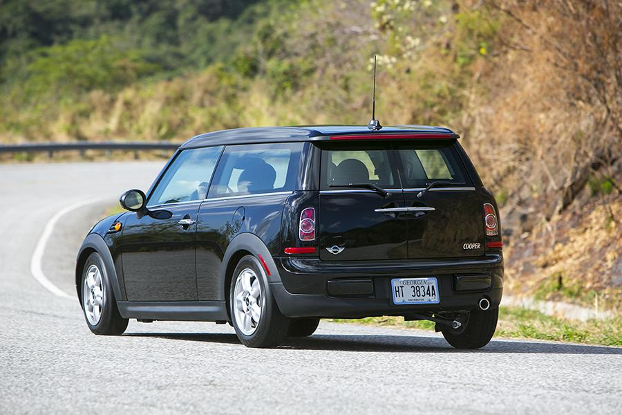 2014 mini clubman reviews specs and prices. Black Bedroom Furniture Sets. Home Design Ideas