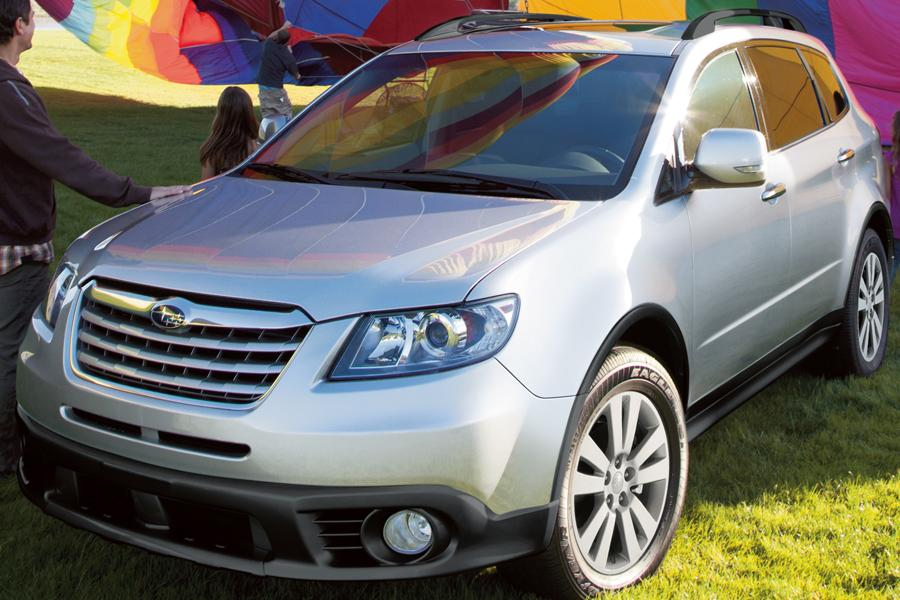 2014 Subaru Tribeca Reviews Specs And Prices Cars Com