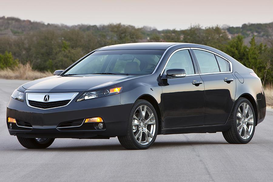 2014 Acura Tl Reviews Specs And Prices Cars Com