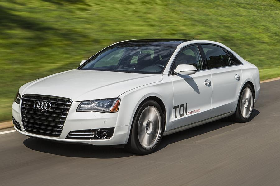 2014 Audi A8 Reviews Specs And Prices Cars Com