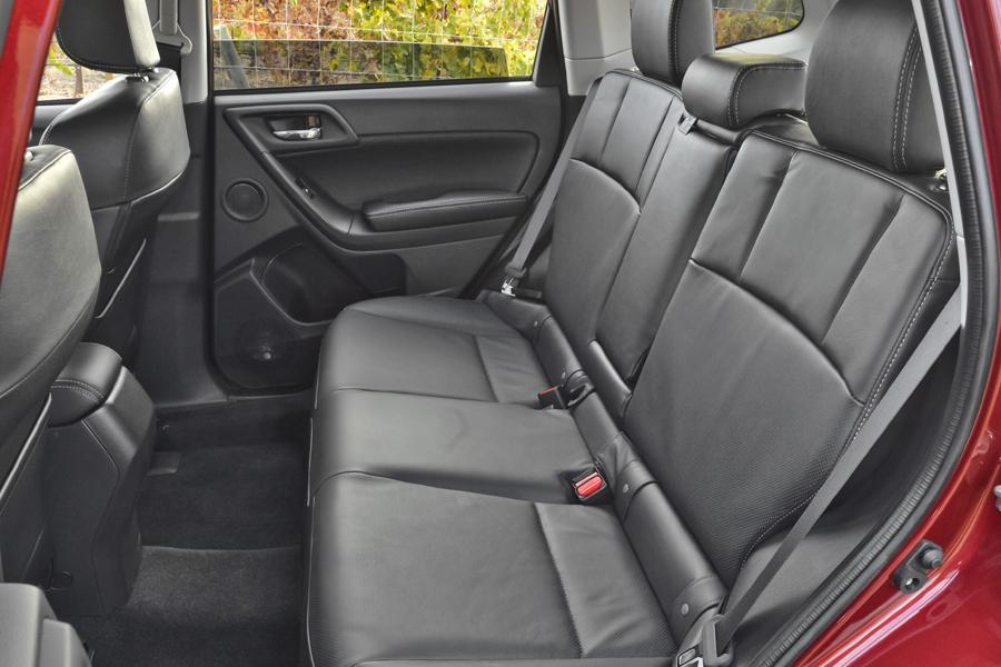 2015 subaru forester reviews specs and prices - Subaru forester interior dimensions ...