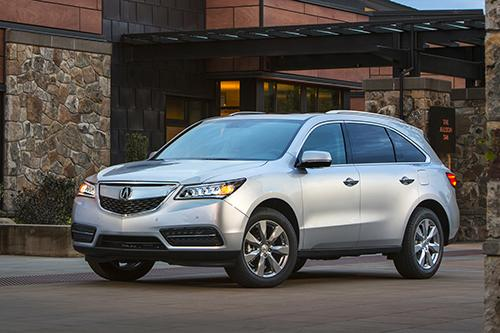 2015 acura mdx reviews specs and prices. Black Bedroom Furniture Sets. Home Design Ideas