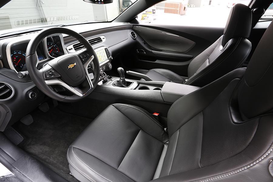 2015 Chevrolet Camaro Reviews, Specs and Prices   Cars.com