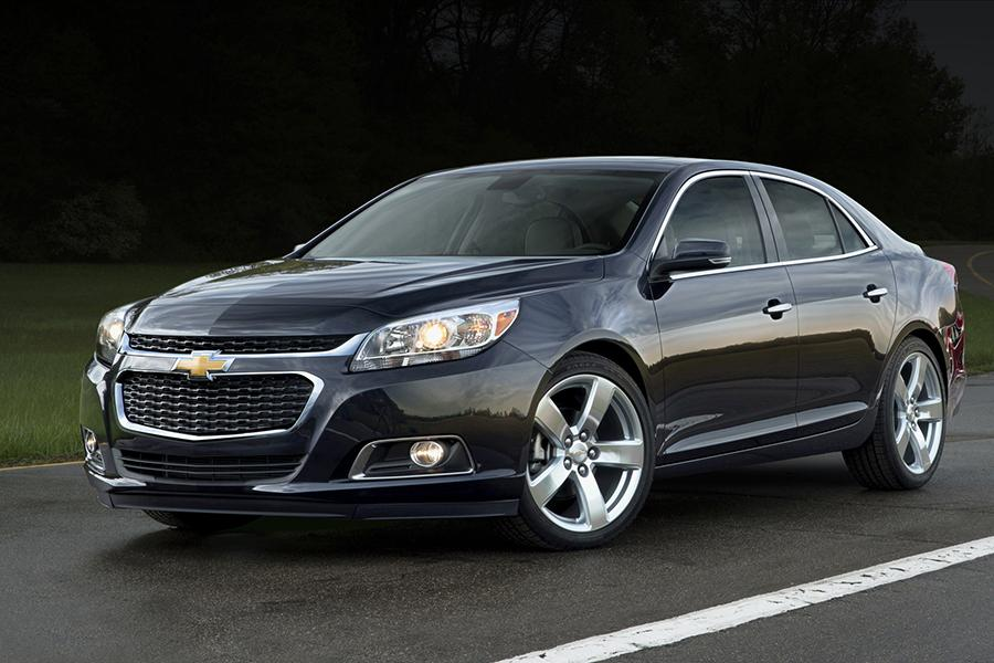 2015 Chevrolet Malibu Reviews Specs And Prices Cars Com