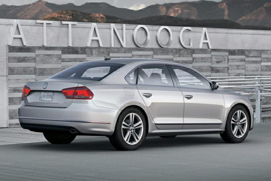 2014 volkswagen passat reviews specs and prices. Black Bedroom Furniture Sets. Home Design Ideas