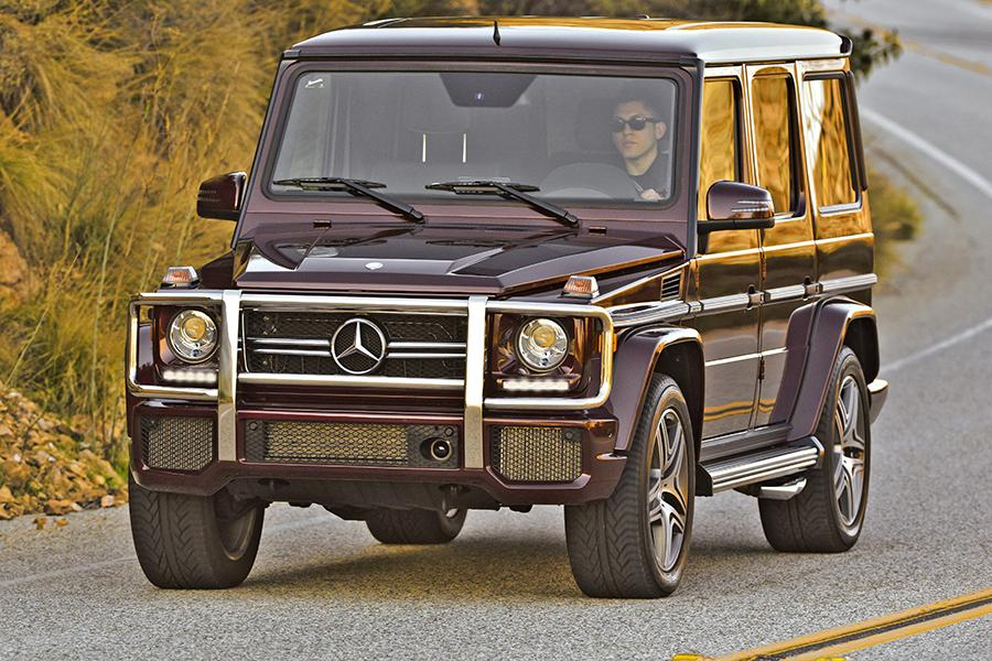 2014 mercedes benz g class reviews specs and prices for Mercedes benz g500 review