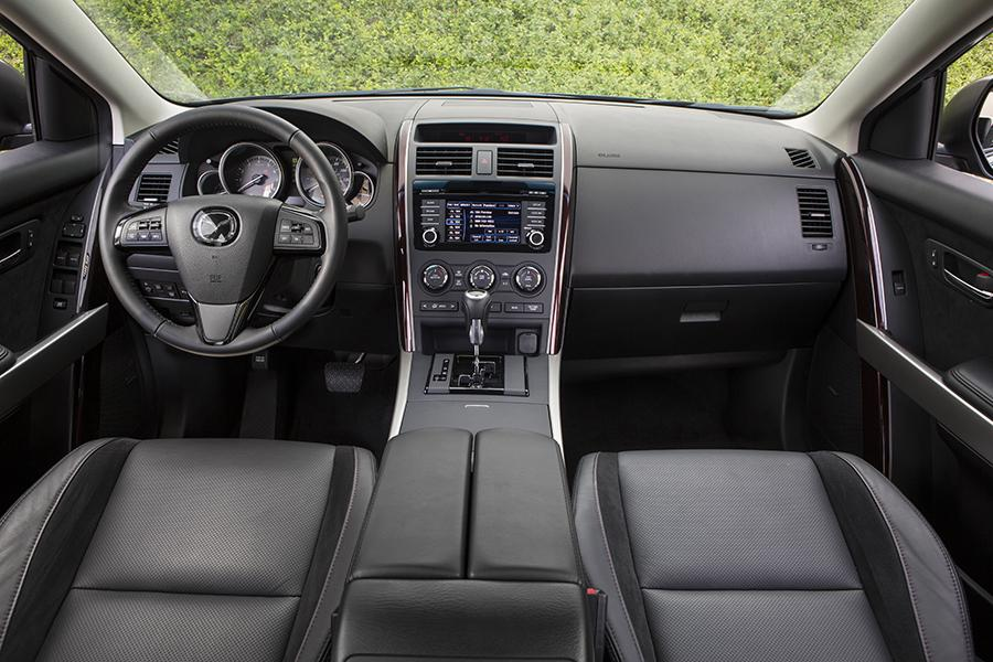 2014 mazda cx 9 reviews specs and prices. Black Bedroom Furniture Sets. Home Design Ideas