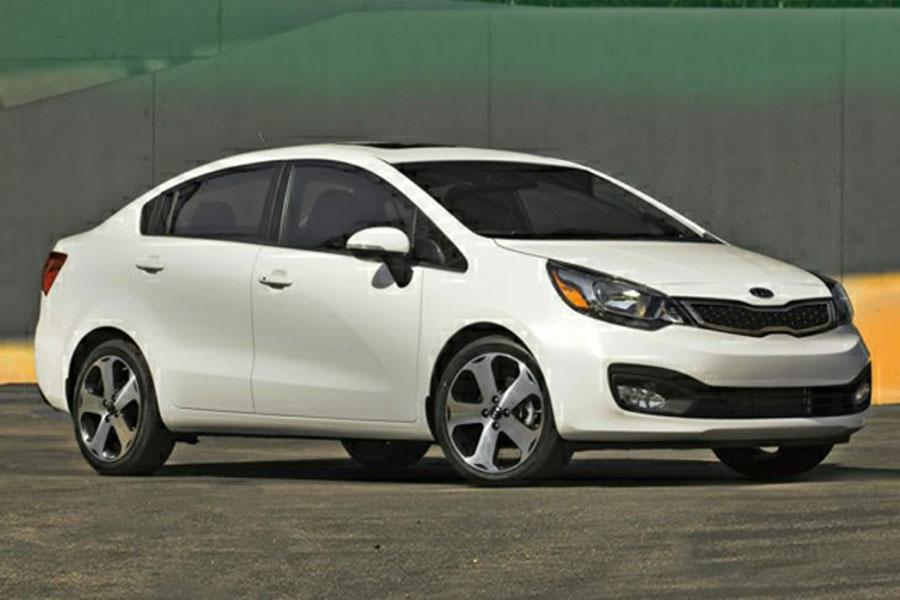 2014 kia rio reviews specs and prices. Black Bedroom Furniture Sets. Home Design Ideas