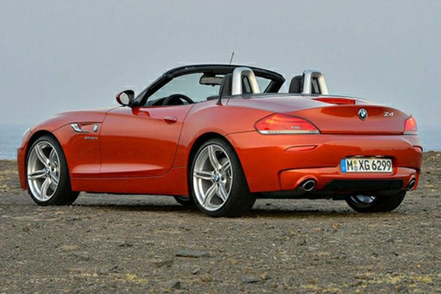 2014 Bmw Z4 Reviews Specs And Prices Cars Com