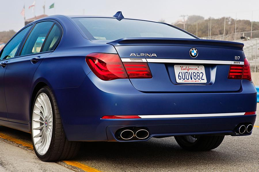 2014 bmw alpina b7 reviews  specs and prices
