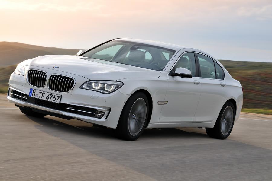 2013 BMW ActiveHybrid 750