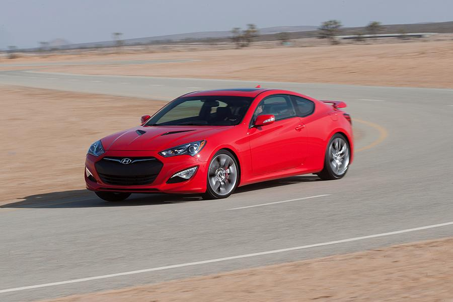 2015 Hyundai Genesis Coupe Specs Pictures Trims Colors  Carscom