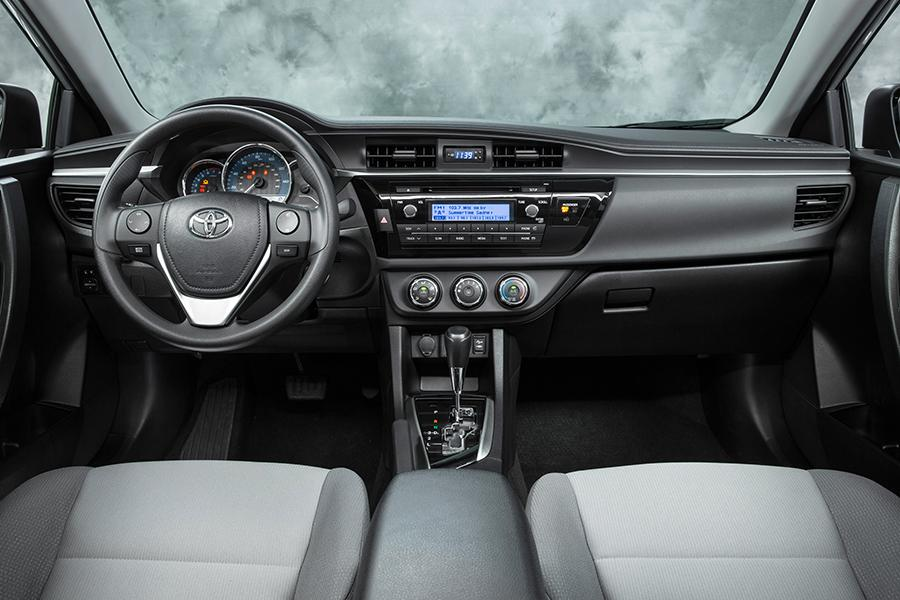 2015 Toyota Corolla Reviews Specs And Prices Cars Com