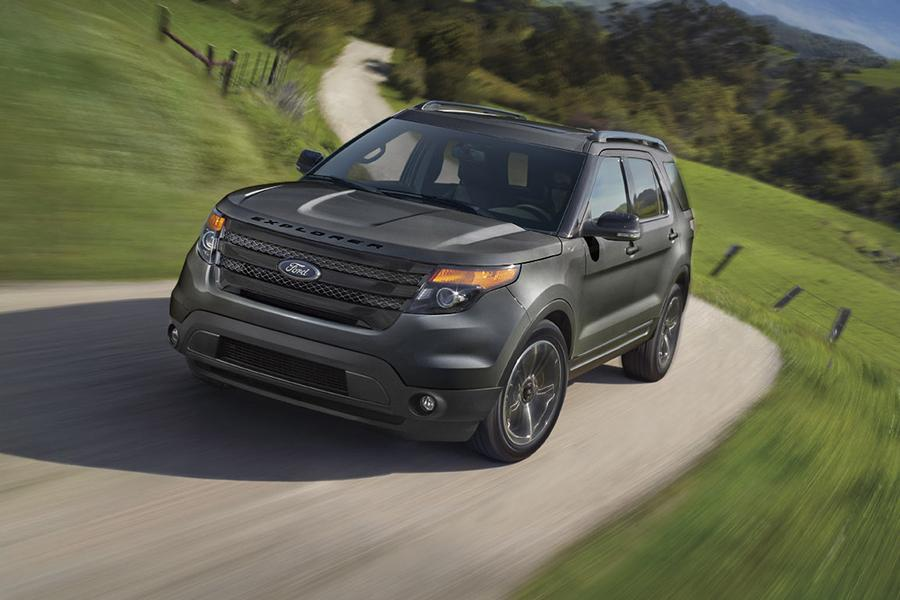 2015 Ford Explorer Reviews Specs And Prices Cars Com
