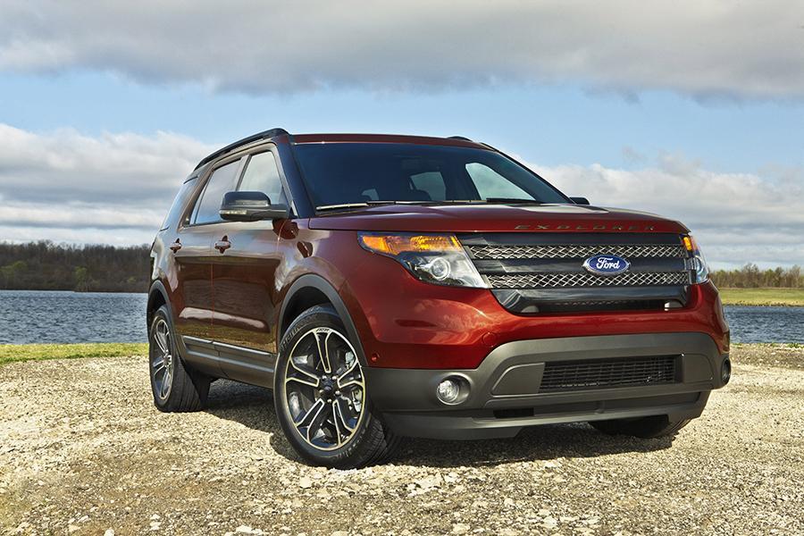 2015 Ford Explorer Reviews Specs And Prices Cars Com
