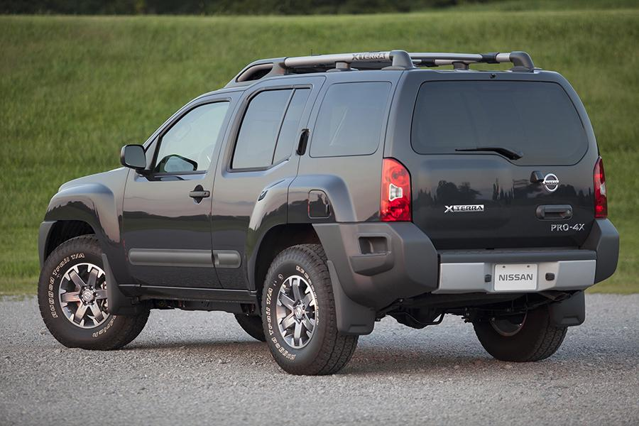Nissan Xterra Sport Utility Models, Price, Specs, Reviews | Cars.com