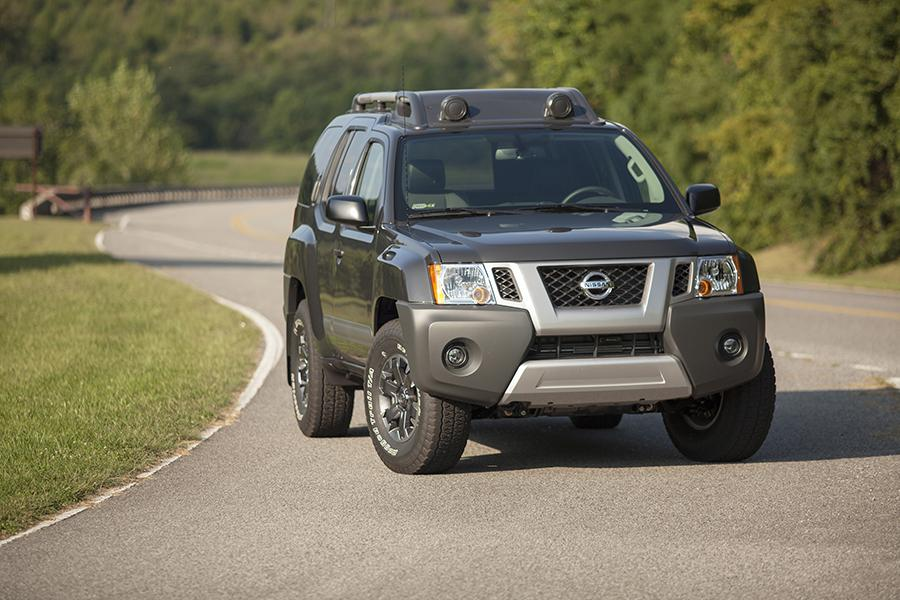 2015 Nissan Xterra Reviews Specs And Prices Cars Com