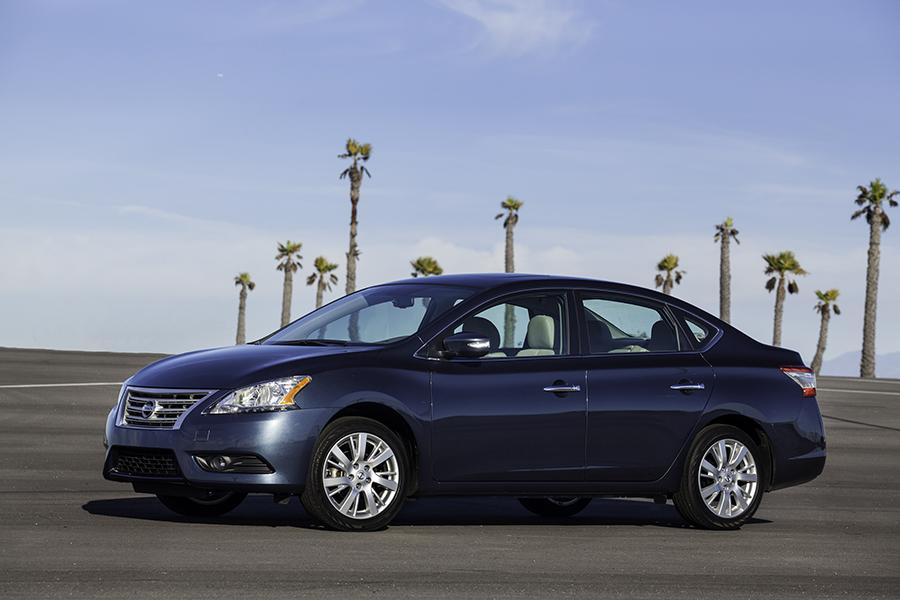 2015 Nissan Sentra Reviews Specs And Prices Cars Com