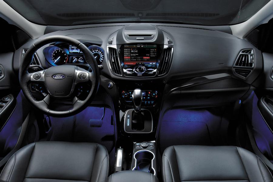 2015 Ford Escape Reviews Specs And Prices Cars Com