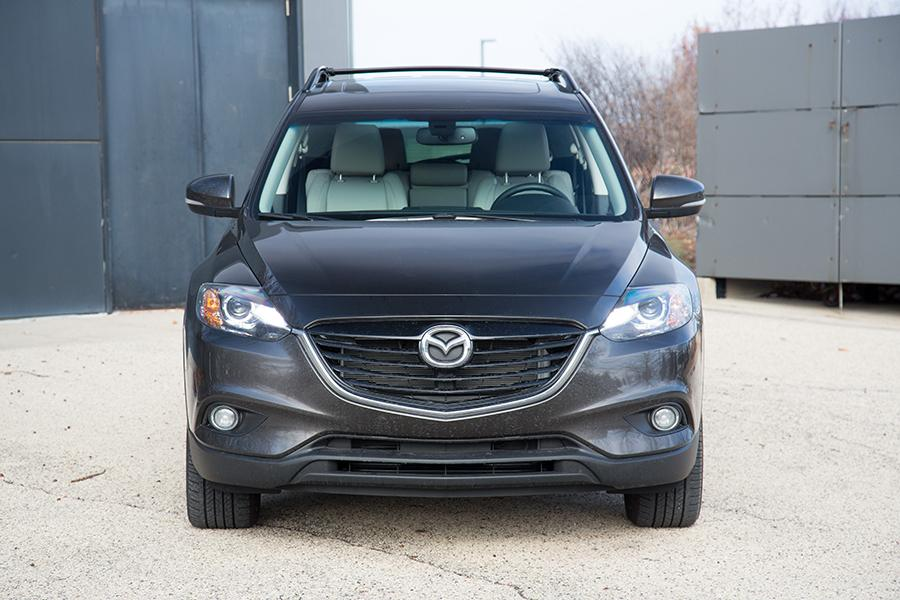 2015 mazda cx 9 reviews specs and prices. Black Bedroom Furniture Sets. Home Design Ideas