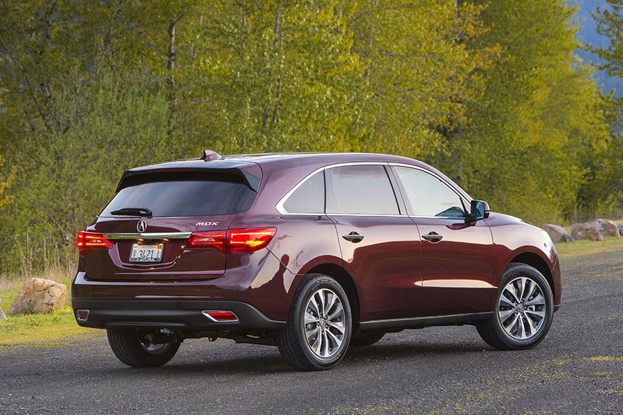 2016 acura mdx reviews specs and prices. Black Bedroom Furniture Sets. Home Design Ideas