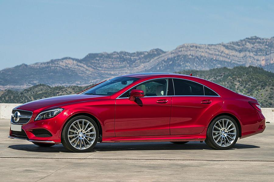 2015 mercedes benz cls class reviews specs and prices. Black Bedroom Furniture Sets. Home Design Ideas